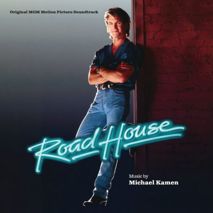 Road House 30th Anniversary Soundtrack (CD) LLLCD1509 cover artwork