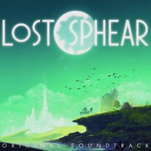 Lost Sphear Original Soundtrack (2x CD) [cover artwork]