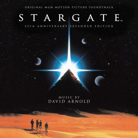 Stargate 25th Anniversary Soundtrack Score (2xCD) LLLCD1511