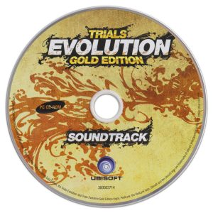 Trials Evolution Gold Edition Soundtrack (CD) [stand-alone disc, as issued]