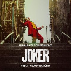 Joker Soundtrack (CD) [album cover artwork]
