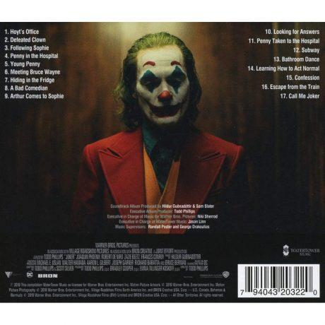 Joker Soundtrack (CD)