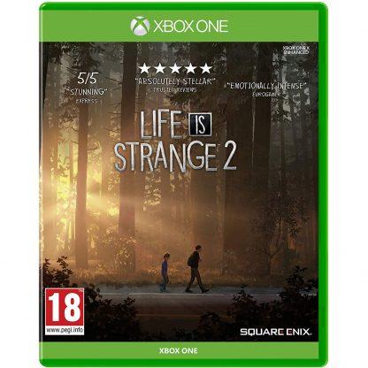 Life is Strange 2 (Xbox One) [cover art]