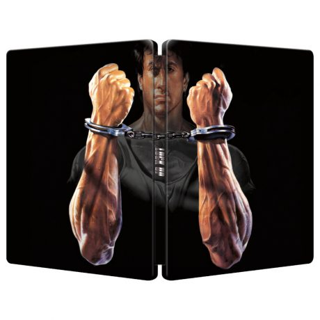 Lock Up SteelBook [Blu-ray] (presentation)
