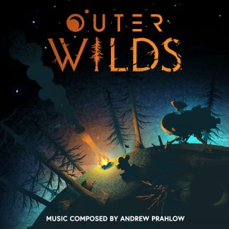 Outer Wilds Video Game Soundtrack (cover artwork)