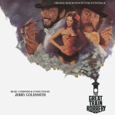 The Great Train Robbery Soundtrack (2x CD)