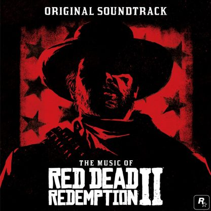 The Music of Red Dead Redemption 2 Original Soundtrack (CD) [cover artwork]
