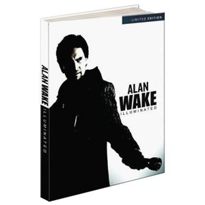 Alan Wake Illuminated (Art Book) [hardback] (front-cover)