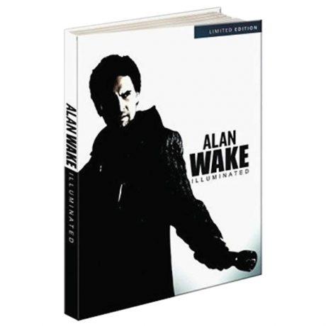 Alan Wake Illuminated (Art Book) [hardback]