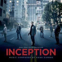 Inception Soundtrack (CD) [front cover artwork]
