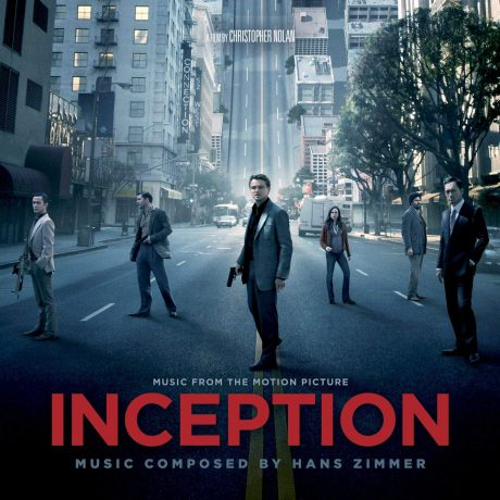 Inception Soundtrack (CD)