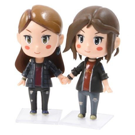 Rachel and Chloe Figures (Life is Strange – Before the Storm)