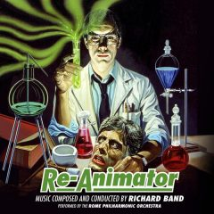 Re-Animator Soundtrack (CD) [cover artwork]