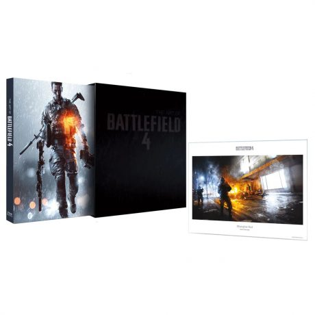 The Art Of Battlefield 4 (Hardcover) [Limited Edition]