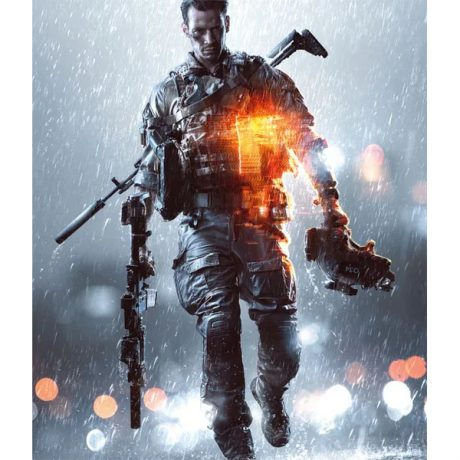 The Art Of Battlefield 4 (Hardcover) [Limited Edition] (cover A)
