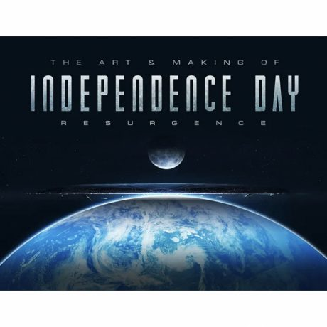 The Art and Making of Independence Day – Resurgence (book)