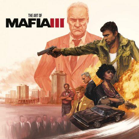 The Art of Mafia III (book)