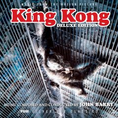 King Kong Deluxe Edition Soundtrack (2xCD) [cover art]