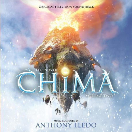 Legends of Chima Volume 2 Soundtrack (CD) 5055667604240