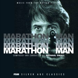 Marathon Man and The Parallax View Soundtrack (CD) [cover art]
