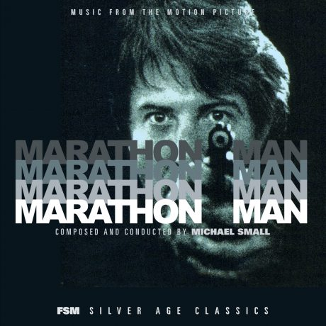 Marathon Man and The Parallax View Soundtrack (CD) FSM1305