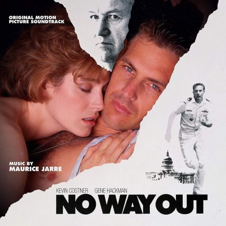 No Way Out Soundtrack (CD) NFN-1009SE