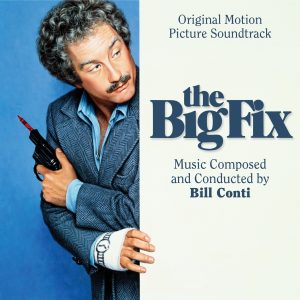 The Big Fix Soundtrack (CD) [cover art]