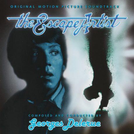 The Escape Artist (Soundtrack) [CD] PERCEPTO 019