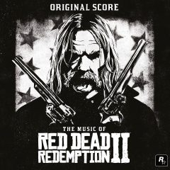 The Music of Red Dead Redemption II: Original Score (Soundtrack) [CD] (cover art)