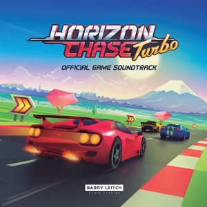 Horizon Chase Turbo Official Soundtrack OST (CD) [cover art]