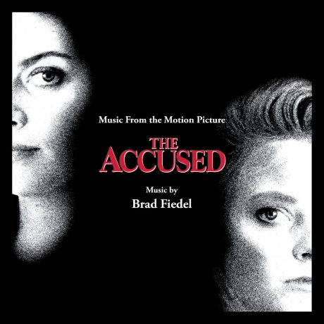 The Accused Soundtrack CD (Brad Fiedel)