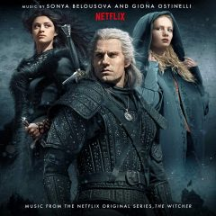 The Witcher (Netflix Series) [cover art]