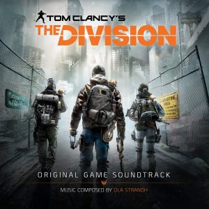 Tom Clancy's The Division Soundtrack (CD) [cover art]