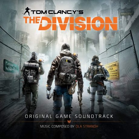Tom Clancy's The Division Soundtrack (CD)