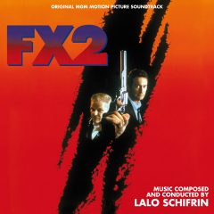 FX2 Soundtrack Score [cover art]