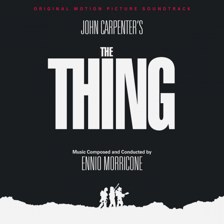John Carpenter's The Thing Soundtrack (CD) [Remastered Edition]