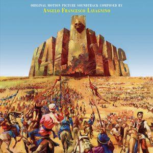 Kali-Yug, la Dea Della Vendetta - Il Mistero del Tempio Indiano Soundtrack [2CD] (cover art)