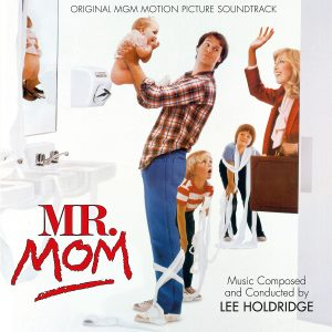 Mr. Mom Soundtrack (CD) [cover art]