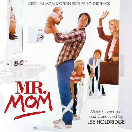 Mr. Mom Soundtrack (CD)