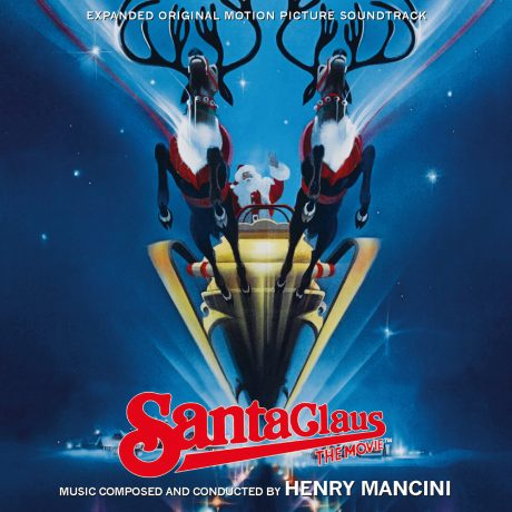 Santa Claus: The Movie Soundtrack (3xCD) (alt cover)