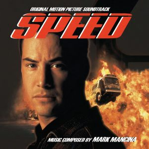 Speed Soundtrack CD (Limited Edition) [cover artwork]