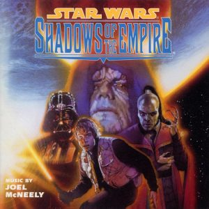 Star Wars: Shadows of the Empire Soundtrack (CD) [cover art]