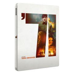 '71 [Blu-ray] [Steelbook] (case artwork)