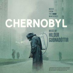 Chernobyl - Music from the HBO Miniseries (Soundtrack) CD (album cover artwork)