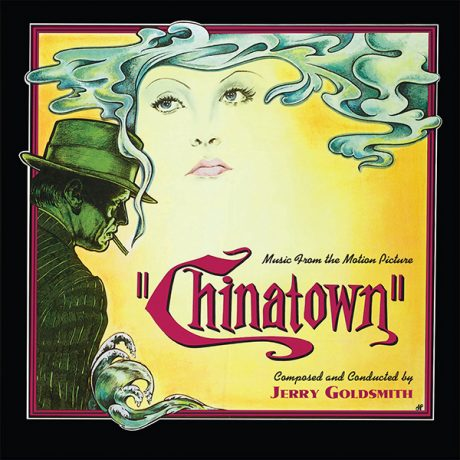 Chinatown Soundtrack CD [Expanded] (album cover artwork)