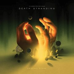 Death Stranding (Original Score) Soundtrack [Vinyl] [3xLP] [album cover artwork]