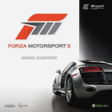 Forza Motorsport 3 Soundtrack (CD)