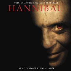 Hannibal Soundtrack (Hans Zimmer) [CD] (cover art)