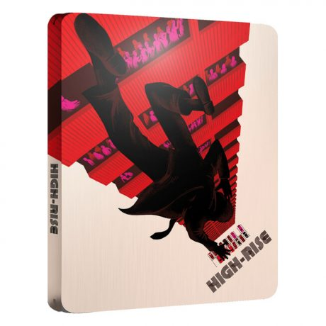 High Rise – Limited Edition Steelbook Blu-ray