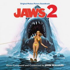 Jaws 2 Expanded Soundtrack [2CD] (album cover art)